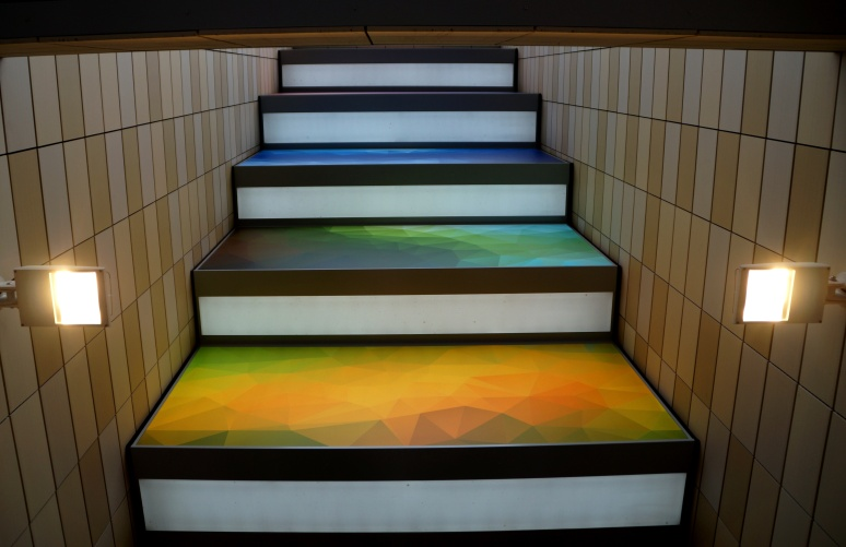 colourful-stairs
